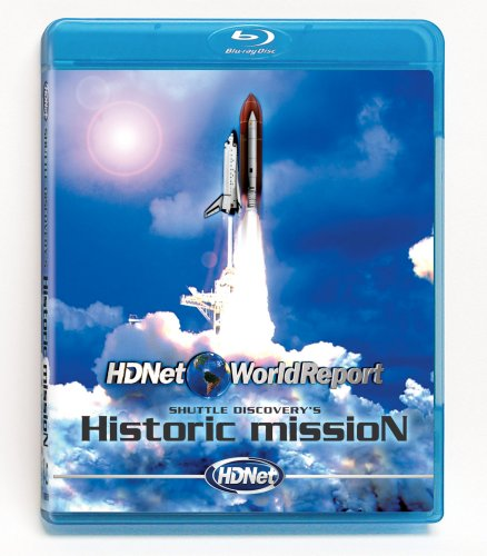 HDNet World Report - Shuttle Discovery's Historic Mission [Blu-ray]