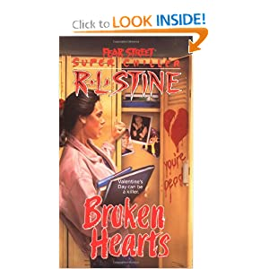 Broken Hearts (Fear Street Super Chillers, No. 4) by