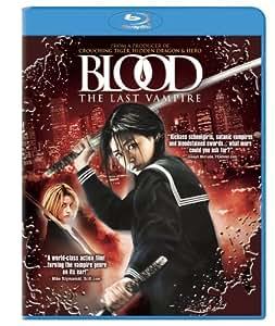 Blood: The Last Vampire [Blu-ray] (Sous-titres français)
