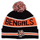 NFL Cincinnati Bengals The Coach Knit Hat at Amazon.com