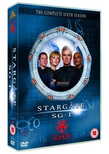 Stargate SG-1 - Season 6 [DVD]