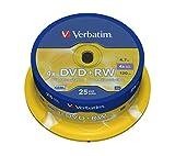 Verbatim DVD+RW 4X 4