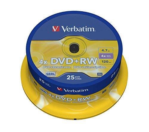 verbatim-43489-dvd-rw-6x-25-pack-optical-media