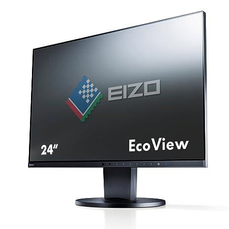 """Eizo EV2455-BK Ecran PC IPS 24,1"""" 1920 x 1200 5 ms D-Sub mini/DVI-D/DisplayPort/HDMI"""