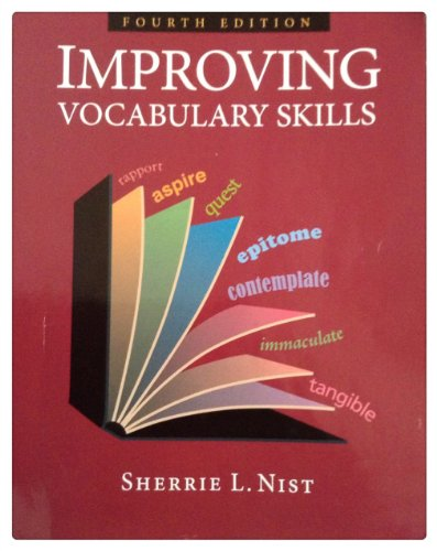 Improving Vocabulary Skills (Book and Key)