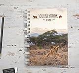 Reisetagebuch Afrika zum selberschreiben