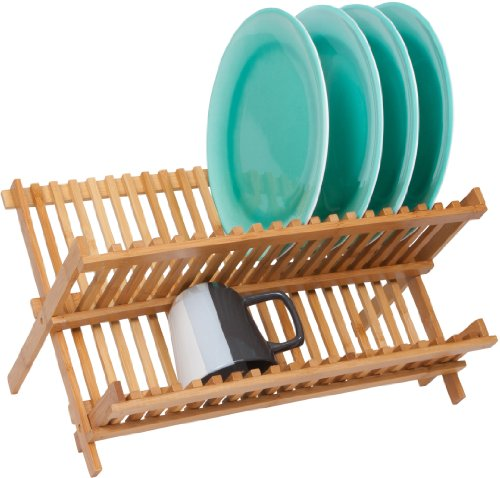 Trademark Innovations Dish Rack front-628209