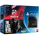 Console PS4 Noire + Driveclub + The Last of Us Remastered