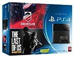 Console PS4 Noire + Driveclub + The L...