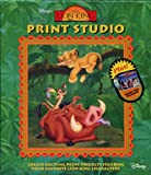 Disneys Lion King Print Studio