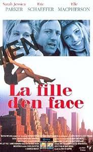 Fille D En Face La If Lucy Fell [VHS]