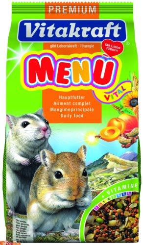 Vitakraft Menü Vital Hauptfutter für Rennmäuse/Gerbile