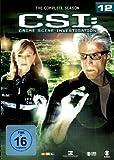 CSI: Crime Scene Investigation - Season 12 [6 DVDs]