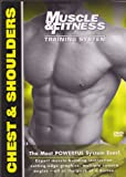 510njQtZqHL. SL160  Muscle & Fitness Training System   Chest & Shoulders Review