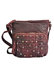 VILENCA HOLLAND 40754 Raspberry, Leather Bags For Women, Ladies Shoulder Bags, Ladies Work Bags, Ladies Leather...