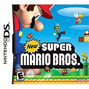 510njj oGCL. SL500 AA300  Download New Super Mario Bros 3 2011 – Nintendo DS