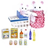 Sylvanian Family 2401 Doll's House Accessory Grocery Kit