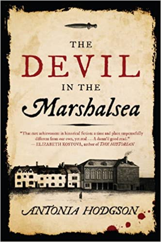 The Devil in the Marshalsea book cover
