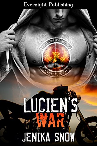 Jenika Snow - Lucien's War (The Brothers of Menace Book 3)