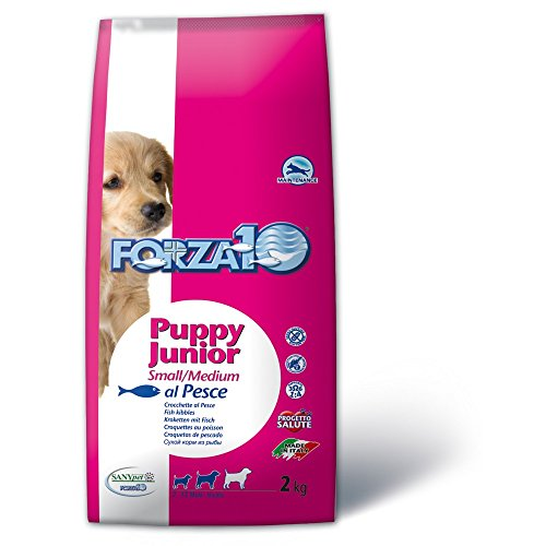 FORZA 10 Puppy junior small medium pesce secco gatto kg. 2