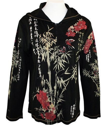Cactus Fashion Long Sleeve, Rhinestone Studded,