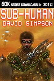 Sub-Human (Book 1) (Post-Human Prequel)