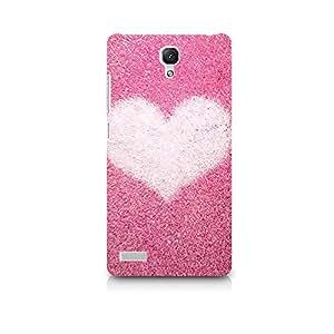 TAZindia Printed Hard Back Case Cover For Xiaomi Redmi Note