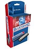 Hohner 1501BX Blues Band, Harmonica, C