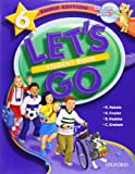 Let's Go 6 Student Book with CD-ROM (Let's Go Third Edition) (0194394379) by Nakata, Ritsuko