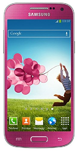 Samsung Galaxy S4 Mini I257 16GB Unlocked GSM - Pink (Samsung Galaxy S4 Mini 3g compare prices)
