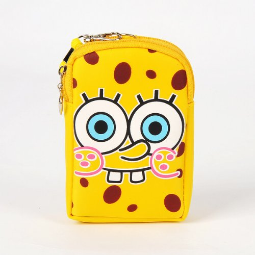 SpongeBob SquarePants Cell Phone Holder Pouch Amazon.com