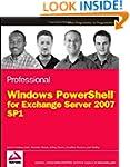 Professional Windows PowerShell for E...