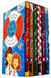 Enid Blyton's Malory Towers 6 Books Collection Set Pack (1 - 6) (1 First Term at Malory Towers, 2 Second Form at Malory Towers , 3 Third Year at Malory Towers , 4 Upper Fourth at Malory Towers , 5 In the Fifth at Malory Towers , 6 Last Term) Enid Blyton