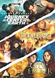 Journey to the Center of the Earth / Inkheart / City of Ember [DVD]