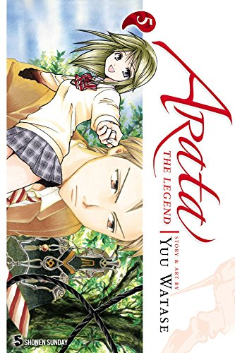 Arata: The Legend Volume 5