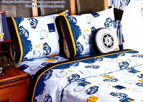 Cars Comforter Set Twin