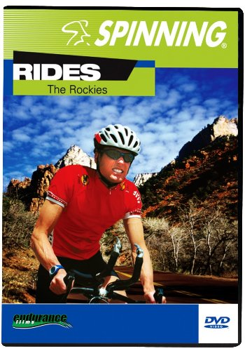 Mad Dogg Athletics Spinning Rides: The Rockies DVD (Cycle Dvd Workout compare prices)