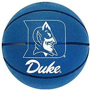 Buy Duke Blue Devils 7.25 inch Mini Size Rubber Basketball by Unknown