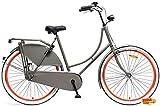Femme vélo hollandais