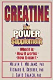 Creatine: the Power Supplement