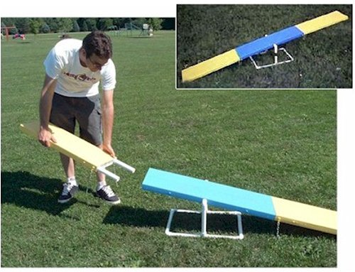 Mini Travel Teeter (Dog Agility See-saw)