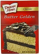 Duncan Hines Signature Golden Butter Recipe Cake Mix 3 Pack