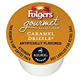 Folgers Gourmet Sele Countions Caramel Drizzle Packs, 72 Count