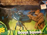 A Bug's Life Scout Squad Playset