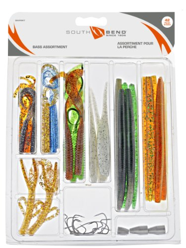 South Incline Bass Assortment, 42 Piece