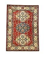 L'Eden del Tappeto Alfombra Uzebekistan Super Multicolor 101 x 142 cm