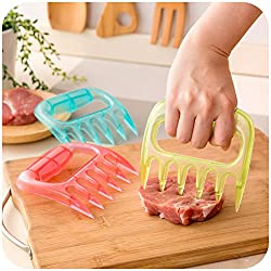 New Creative Kitchen Gadgets steak chops loose meat needle, Food holder knock meat hammer K5006
