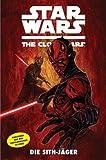 Star Wars: The Clone Wars (zur TV-Serie): Bd. 13: Die Sith-Jäger