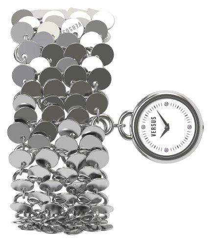 Versus - SGD01 0012 - Montre Femme - Quartz Analogique - Bracelet Acier Inoxydable Argent
