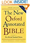 The New Oxford Annotated Bible, New Revised Standard Version, Third Edition (Hardcover College Edition 9720)